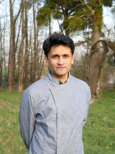 Portrait Amit Bhatt
