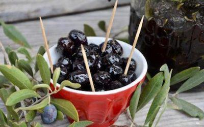 Olives vertes et noires, quelle différence ?