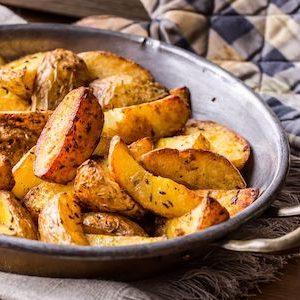 Pommes de terre orties
